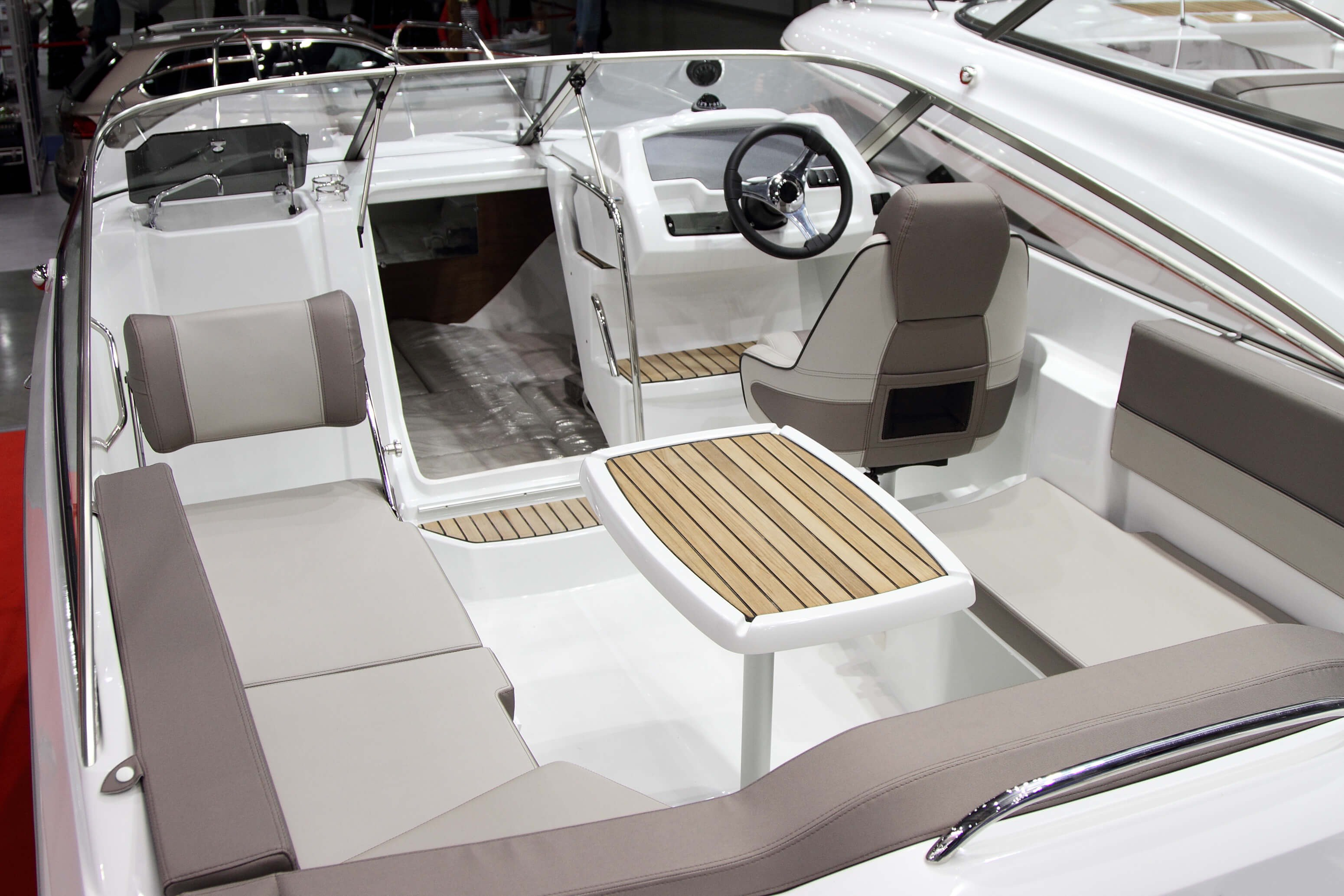 Why spring is the perfect time for a boat seating makeover?